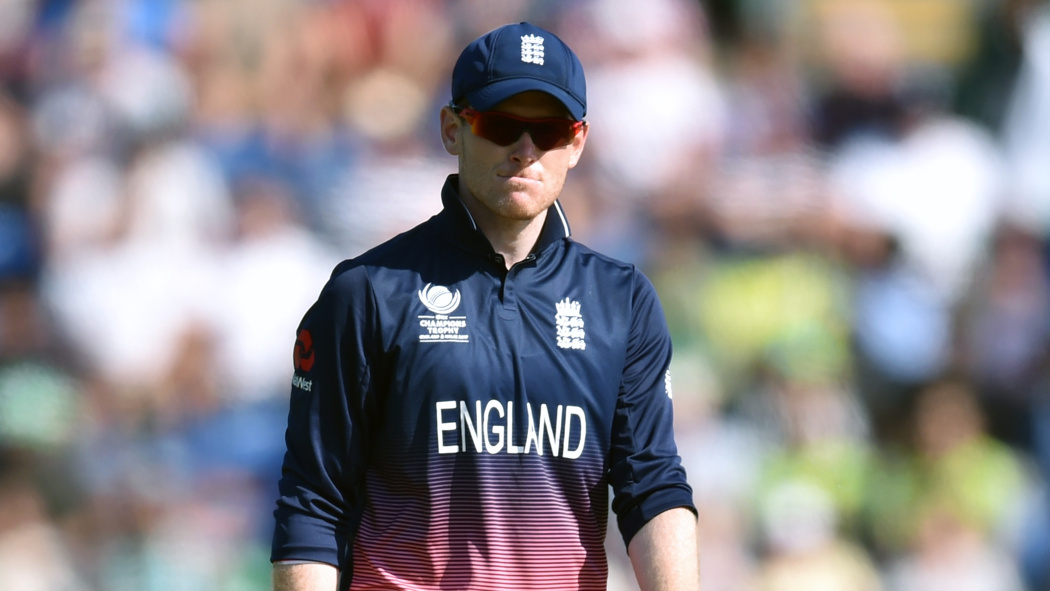 Cardiff pitch gave 'home advantage' to Pakistan: Eoin Morgan