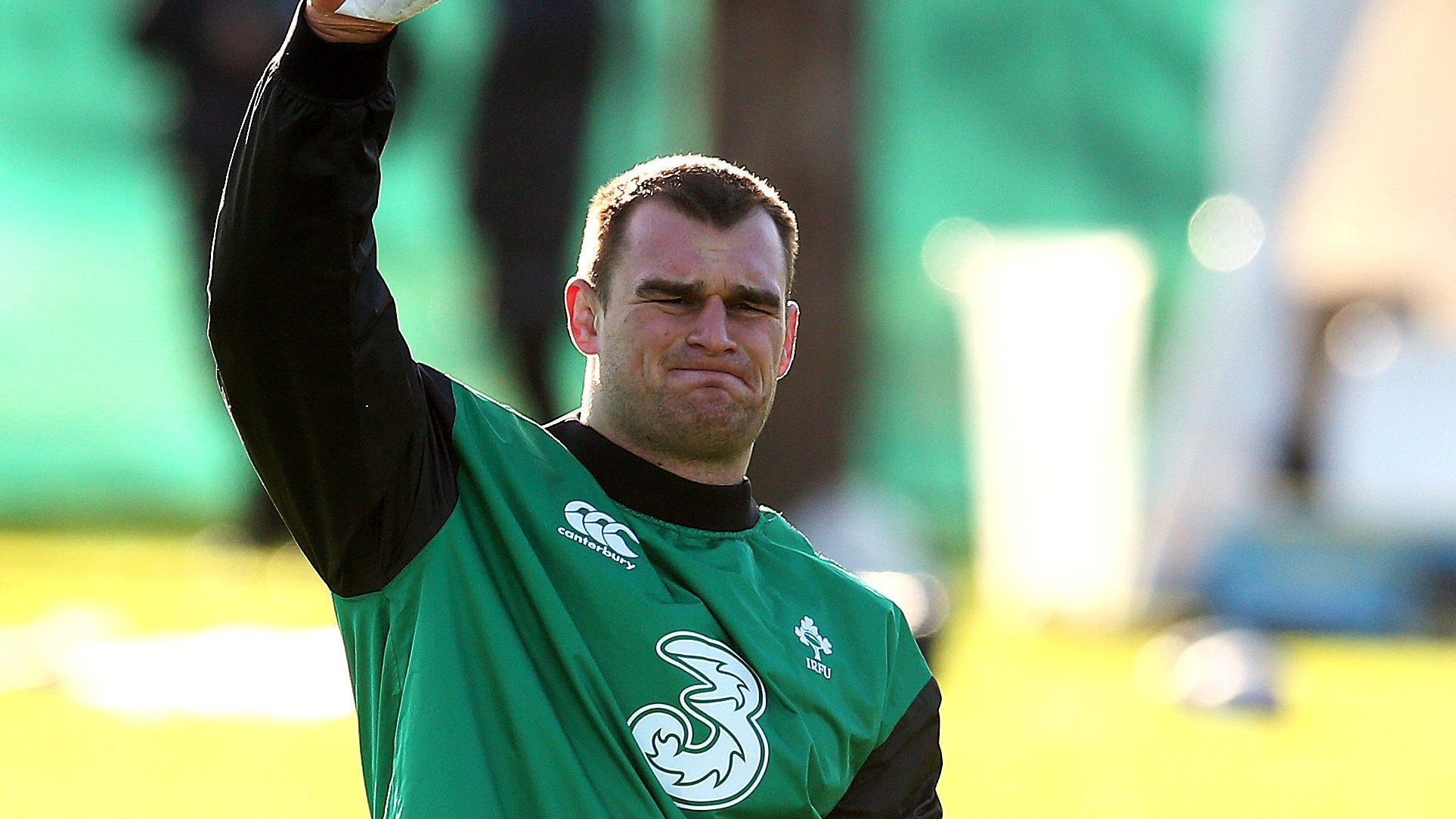 Injury forces Ross Moriarty out of British & Irish Lions tour
