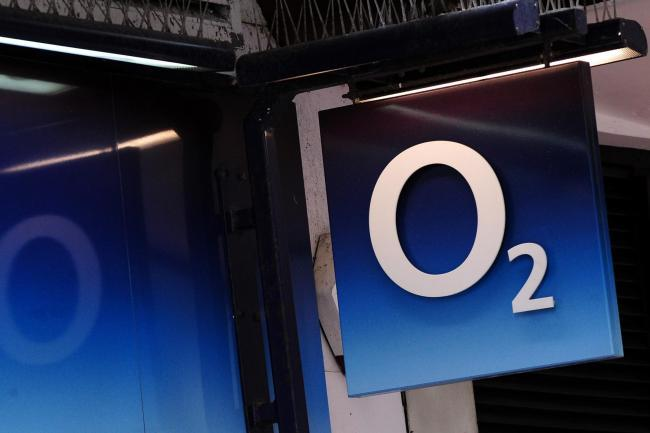 BACK O2 has apologised over the loss